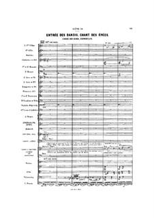 Gwendoline: ato I, cena III by Emmanuel Chabrier