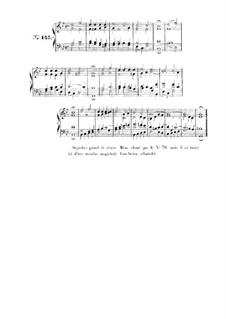 Choix de chorals: Choral No.145 by Johann Sebastian Bach