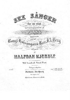All Songs: todas as musicas by Halfdan Kjerulf