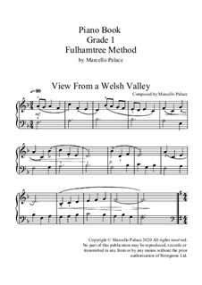 Grade 1 - Piano - Fulhamtree Method: Grade 1 - Piano - Fulhamtree Method by Marcello Palace