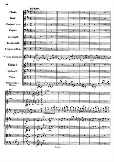 Concerto for Violin and Orchestra in D Major, Op.61: movimento III by Ludwig van Beethoven