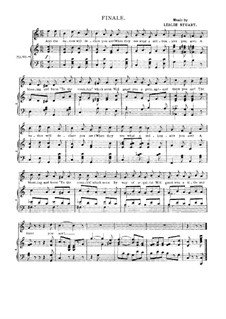 Florodora: No.20 Act II Finale  by Leslie Stuart
