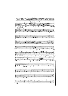 Théagène et Cariclée: Ato V by Henri Desmarets