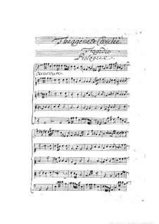 Théagène et Cariclée: partitura completa by Henri Desmarets