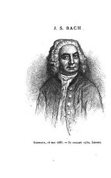 Johann Sebastian Bach: His Life, Art, and Work: texto em francês by Johann Nikolaus Forkel