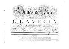 Complete set, HWV 426-433: set completo by Georg Friedrich Händel