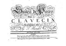 Complete set, HWV 434-442: set completo by Georg Friedrich Händel