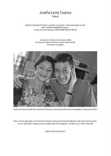 Josefa Leite Soares: Para banda sinfônica by Roniere Leite Soares