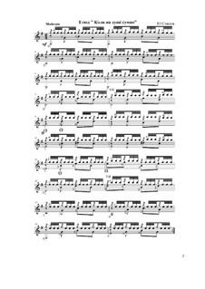 36 етюдів для шестиструнної гітари, Oр.5: 36 етюдів для шестиструнної гітари by Yuri Stasiuk