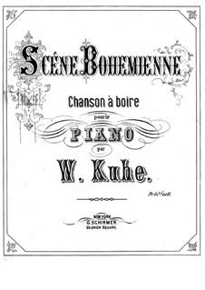 Scène bohémienne, Op.138: Scène bohémienne by Wilhelm Kuhe