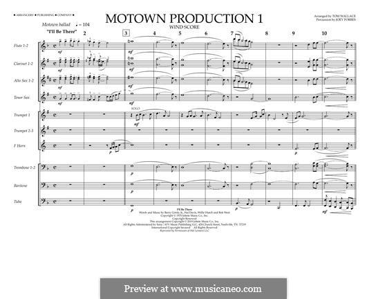 Motown Production 1: Wind Score by Michael Jackson
