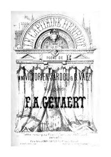 Le capitaine Henriot: Le capitaine Henriot by François-Auguste Gevaert