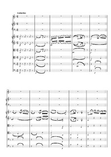 Concerto for Flute, Harp and Orchestra in C Major, K.299: Movement 2 by Wolfgang Amadeus Mozart