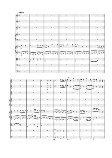 Concerto for Flute, Harp and Orchestra in C Major, K.299: Movement 3 by Wolfgang Amadeus Mozart
