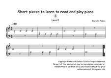 Método para aprender piano em 46 dias: Método para aprender piano em 46 dias by Marcello Palace