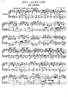 Complete Cycle: para um único musico (Editado por H. Bulow) by Pyotr Tchaikovsky