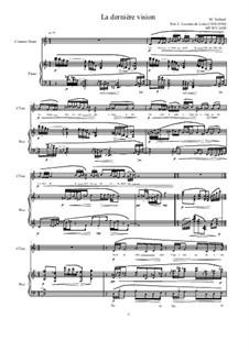 5 songs based on the lyrics of C. Leconte de Lisle: No.3, MVWV 1409 by Maurice Verheul