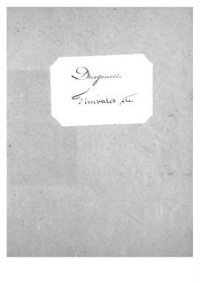 Dragonette: parte percusão by Jacques Offenbach