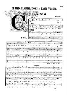 Congratulamini mihi: Congratulamini mihi by Giovanni da Palestrina