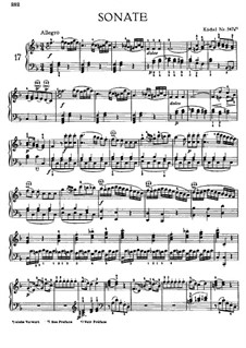 Sonatina for Piano in F Major, K.547a: For a single performer by Wolfgang Amadeus Mozart