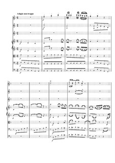 Concerto for Flute and Orchestra No.2 in D Major, K.314: Movement II by Wolfgang Amadeus Mozart