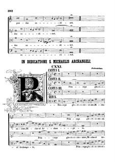 Princeps gloriosissime: Princeps gloriosissime by Giovanni da Palestrina