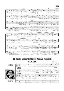 Quam pulchri sunt gressus tui: Quam pulchri sunt gressus tui by Giovanni da Palestrina