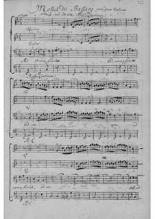 Ad arma fideles: Ad arma fideles by Giovanni Battista Bassani