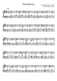 Piano version: para um único musico (Editado por H. Bulow) by folklore
