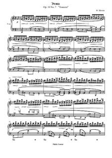 No.7 in C Major: Para Piano by Frédéric Chopin