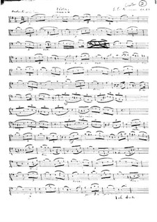 Andante religioso for Cello (or Viola) and Harmonium (or Piano), Op.56: parte viola by Georg Goltermann
