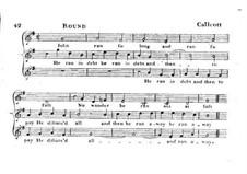 John Ran So Long: John Ran So Long by John Wall Callcott