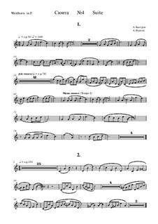 Suite No.4: Corno part by Alexander Bystrov