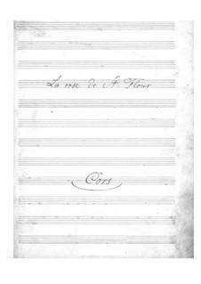 La rose de Saint-Flour: parte trompa by Jacques Offenbach