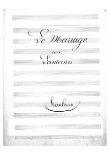 Le mariage aux lanternes (The Wedding by Lantern-Light): parte Oboe by Jacques Offenbach