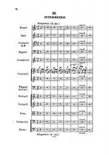 Symphony in F Major, Op.9: movimento II by Hermann Goetz