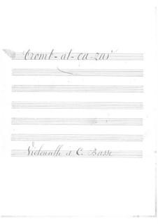Tromb-al-ca-zar: parte violoncelos e contrabaixos by Jacques Offenbach