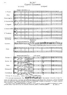 Fragments (Alternative Versions): Act IV, No.20 by Mikhail Glinka