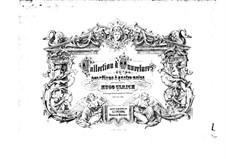 Iphigenia in Aulis, Wq.40: Overture, para piano para quatro mãos by Christoph Willibald Gluck