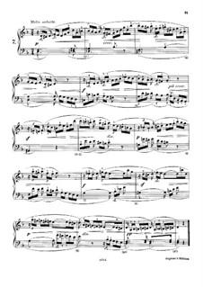 Sixteen Characteristic Pieces: peç.a No 7 by Johann Nepomuk Hummel