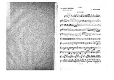 La belle Hélène (The Beautiful Helen): violinos parte I by Jacques Offenbach