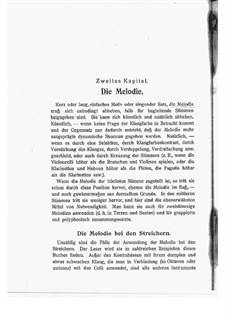 Principles of Orchestration: Chapter II by Nikolai Rimsky-Korsakov