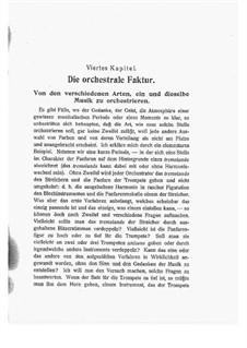 Principles of Orchestration: Chapter IV by Nikolai Rimsky-Korsakov
