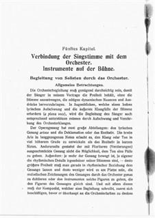 Principles of Orchestration: Chapter V by Nikolai Rimsky-Korsakov