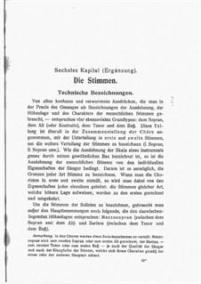 Principles of Orchestration: Chapter VI by Nikolai Rimsky-Korsakov