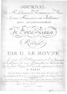 Romance de Gonzalve de Cordoue: Romance de Gonzalve de Cordoue by Gabriel Lemoyne