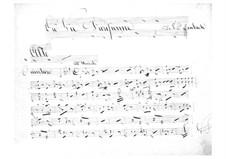 La vie parisienne (Parisian Life): parte violas by Jacques Offenbach