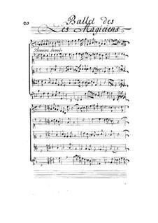 Pastorale comique, LWV 33: Pastorale comique by Jean-Baptiste Lully