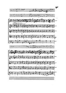 Dies Irae, LWV 64/1: Dies Irae by Jean-Baptiste Lully