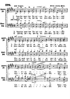 Sanctus Dominus Deus: Sanctus Dominus Deus by Carl Maria von Weber